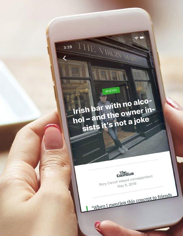 The Guardian on PressReader's app
