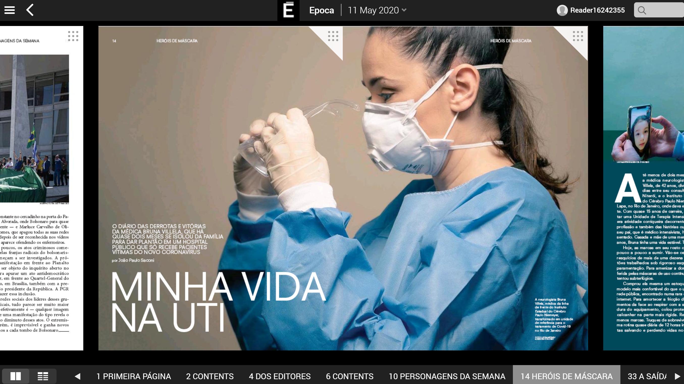 Editora Globo - Epoca - Digital Replica