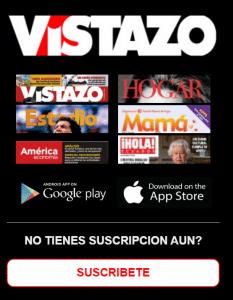 Editorial Vistazo Digital Replica Kiosk