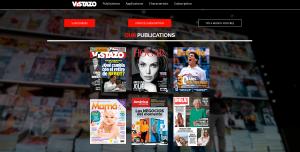 Vistazo replica Branded Editions site