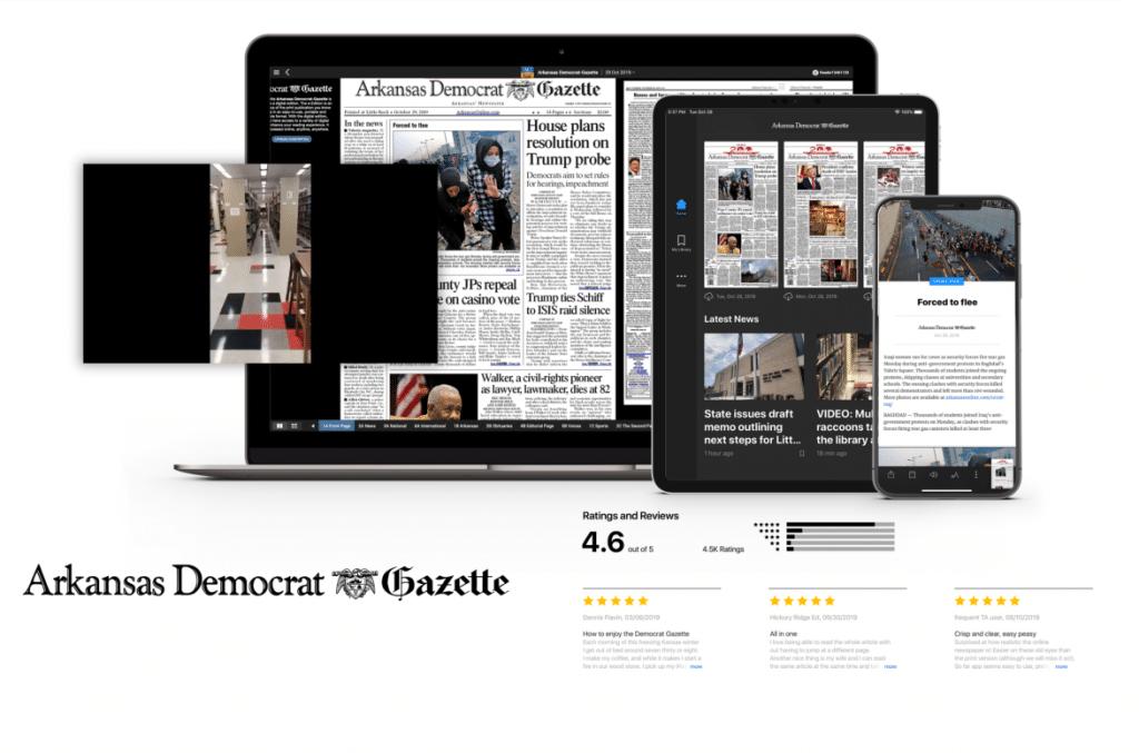 ADG Digital Replica for the iPad